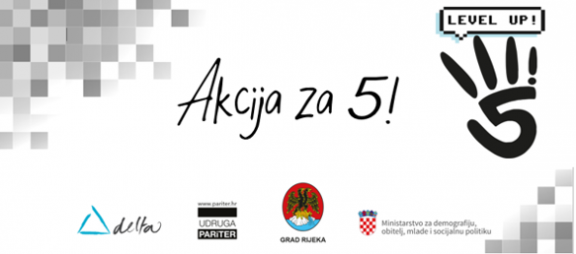 Obrazovni program i priručnik Youth work za 5!